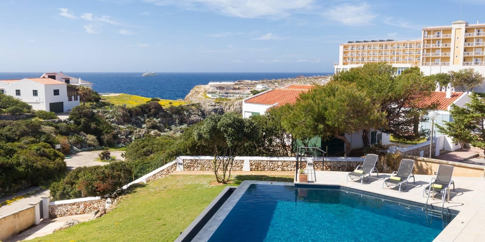 Villas To Rent In Cala Morell Menorca